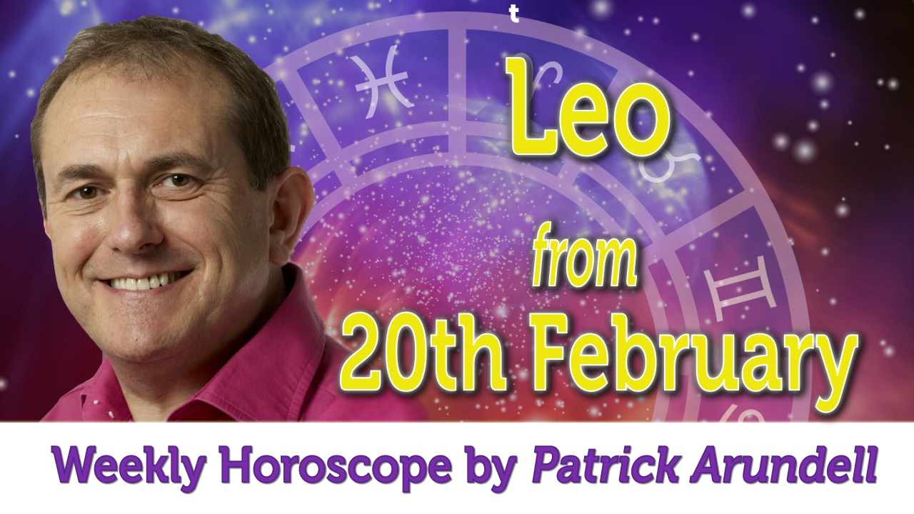 patrick arundell weekly horoscope february 20