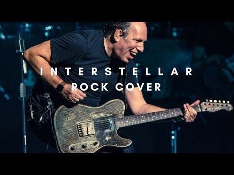 INTERSTELLAR MAIN THEME ROCK COVER