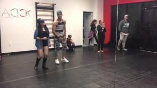 """EL AMANTE"" by Nicky Jam // choreography"