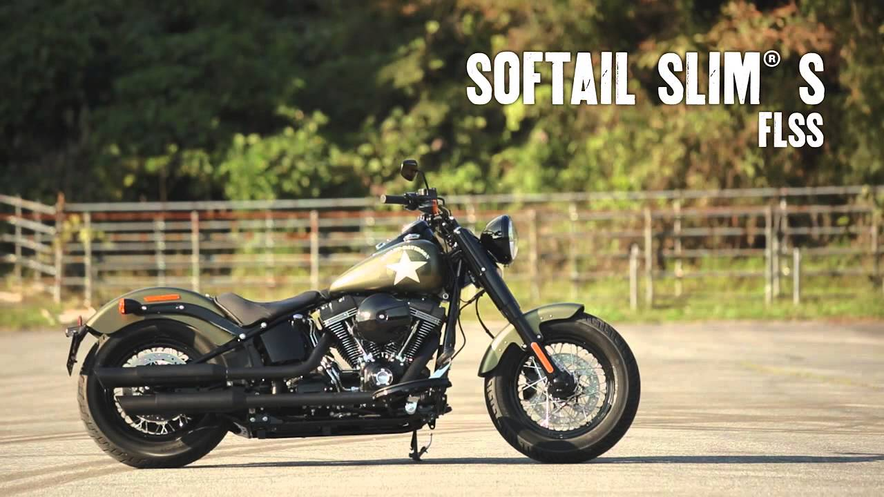 画像: Harley-Davidson® 2016: SOFTAIL® FAMILY youtu.be