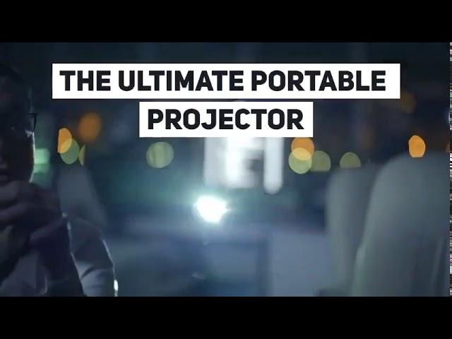 Prima Ultra Portable Pico Projector video thumbnail