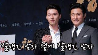 [S영상] '창궐' 700만 공약, 이선빈의 불주먹에 도전하는 김의성