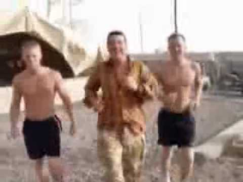 British army armadillo song