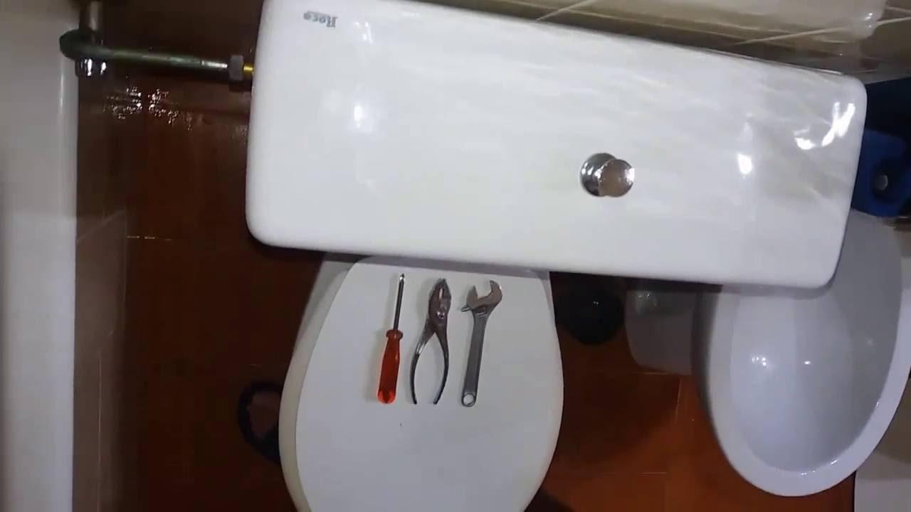 c mo arreglar cisterna que gotea sustituyendo la v lvula