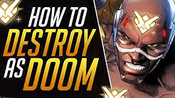 The ONLY DOOMFIST Guide You Need to RANK UP FAST - Pro Tips | Overwatch Guide (Grandmaster)