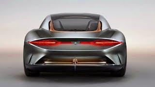 2020 Bentley EXP 100 GT Concept - future looks fantastic