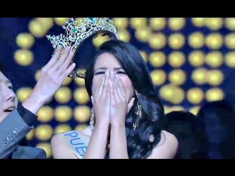 Janelee Chaparro from Puerto Rico is Miss Grand International 2013