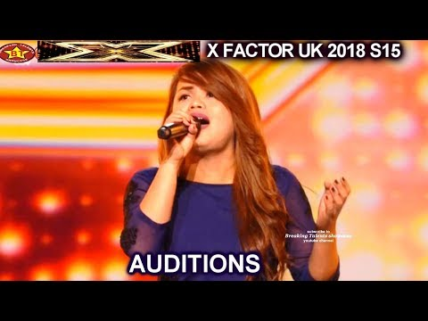 """Sephy Francisco FILIPINO sings BOTH FEMALE & MALE VOICES """"The Prayer""""  AUDITIONS  3 X Factor UK 2018"""
