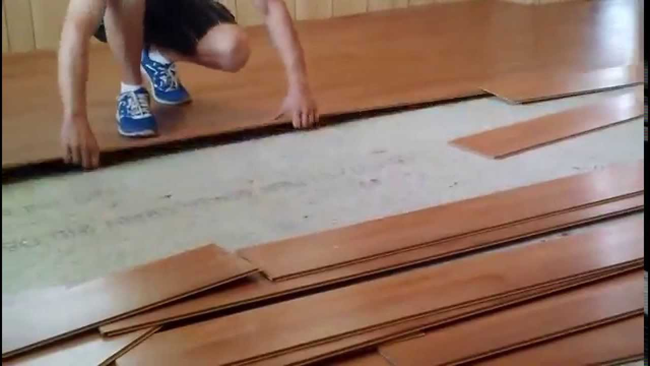 Laminate Flooring Improper Installation Glendale Az 1