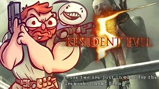 Resident Evil 5 - w/ Cry [Part 7] - BOOM