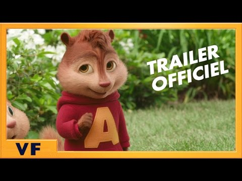 Alvin et Les Chipmunks : À fond la caisse - free [Officiel] VF HD