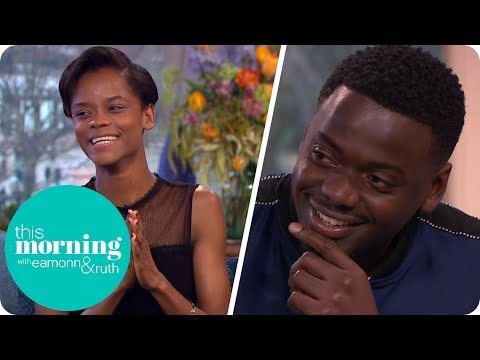 Black Panther Star Daniel Kaluuya Started Out as a Runner for a Shopping Channel | This Morning streaming vf