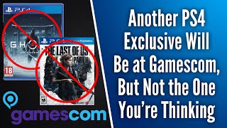 New Rumor Says There Will Be a Second PS4 Exclusive at Gamescom But Not The One Your'e Hoping For