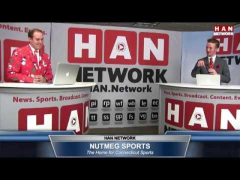 Nutmeg Sports: HAN Connecticut Sports Talk 12.21.16