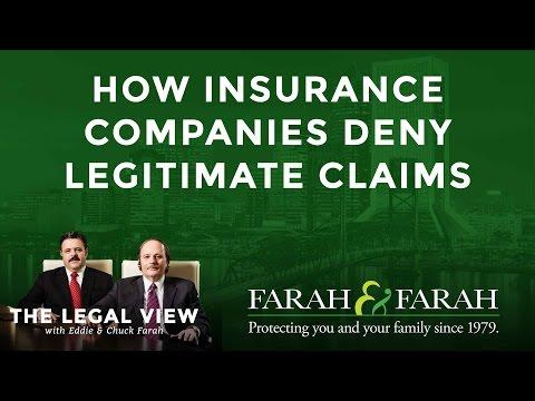 How Insurance Companies Deny Legitimate Florida Personal Injury Claims