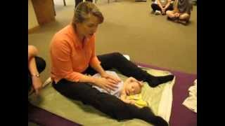 Infant Massage - Relax baby & Relieve colic