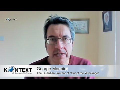 George Monbiot: Alienation, Environmental Breakdown and the Search for a New Progressive Narrative