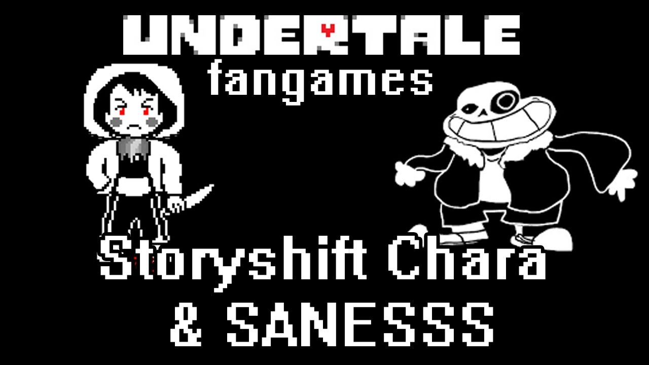 Undertale Storyshift Chara Sanesss Unitale Youtube