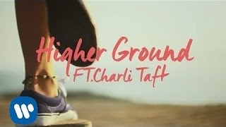 Смотреть клип Blonde Ft. Charli Taft - Higher Ground