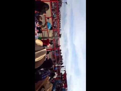 Jaripeo en Toyota park de chicago il, 4-24-16