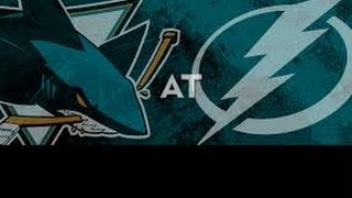 EAPHL NHL 2004 Rebuilt 2017 PC 4 on 4 San Jose Sharks - Tampa Bay Lightning