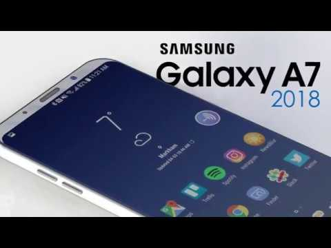 Review Samsung Galaxy A7 2018 Bahasa Indonesia Youtube