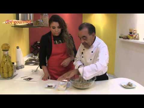 Albóndigas de camarón con invitado Myriam Santana - DBT Gourmet