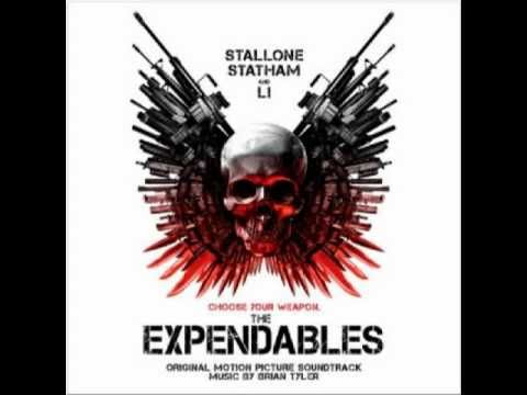 The Expendables Soundtrack: Royal Rumble - Skyonic 123