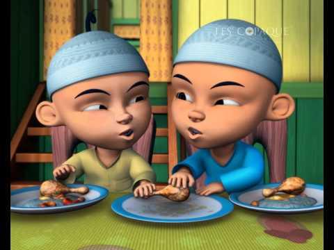 Promo Astro Upin & Ipin - Berbuka Puasa