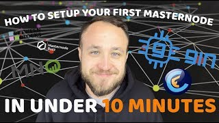 HOW TO SETUP YOUR FIRST MASTERNODE IN UNDER 10 MINUTES