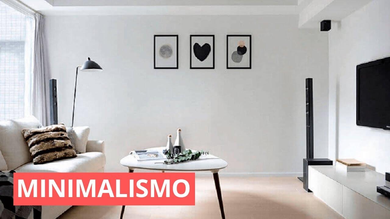 minimalismo 12 coisas para aprender e decorar youtube