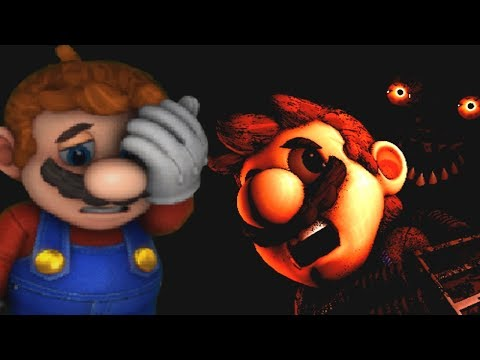 THE NIGHTMARE GETS WORSE! -  MARIO IN ANIMATRONIC HORROR - Chapter 3 - Part 1 | Mario Horror Game