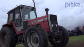 Wyścigi traktorów (Dożynki, Orzysz/Grzegorze, 3.09.2017)
