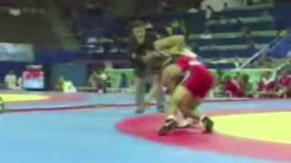 Бесик Кудухов (вольная борьба) -лучшие моменты!!!(, 2009-11-02T19:46:08.000Z)