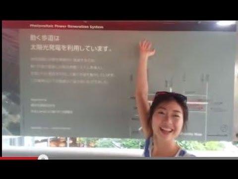 Japanese Solar Power - Yokohama Solar Power System - Commercial Power