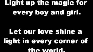 Katrina & The Waves - Love Shine A Light  LYRICS