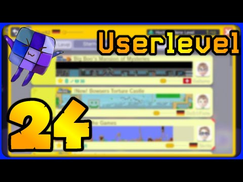 #24 Alternatives Scrolling - Userlevel - Super Mario Maker Online