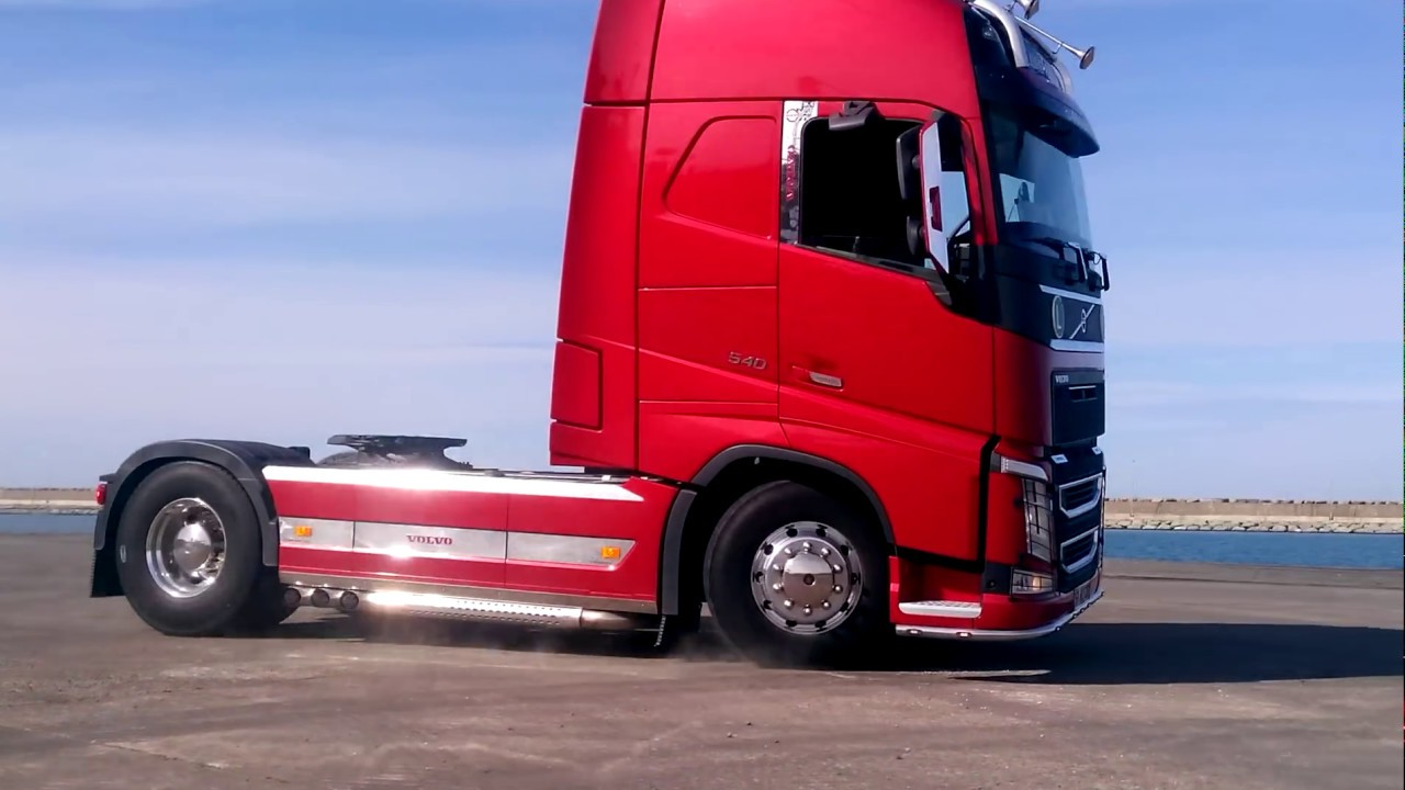 new volvo fh4 egzos show youtube. Black Bedroom Furniture Sets. Home Design Ideas