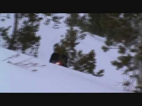 2010 snowmobile clips, Elko Nevada