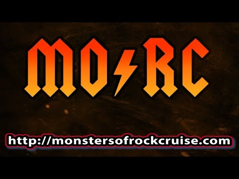 Monsters of Rock - Ted Poley - 2016