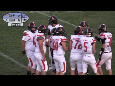 Richmond TV Sports: Varsity Football - Almont Raiders vs. Richmond Blue Devils