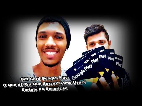 Gift Card O que é, Pra Que Serve, Como Usar? | Sorteio na Descrição