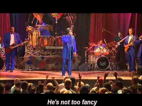 James Brown Live - completo