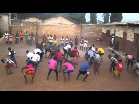 Strong Spirit Theatre Gospel Flash Bob (Music by kobi rana Gospel praise)