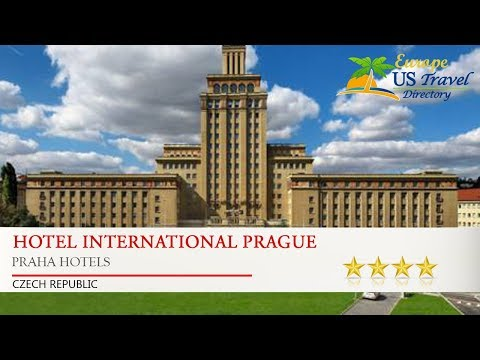 Hotel International Prague - Praha Hotels, Czech Republic