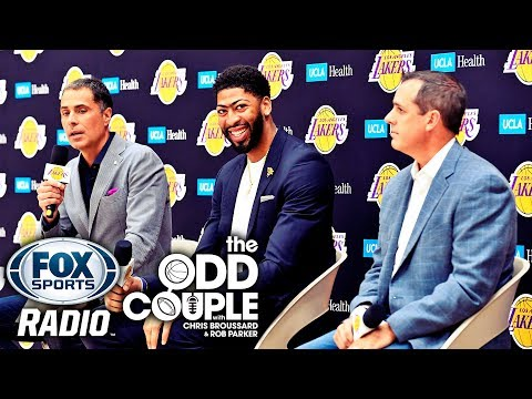 The Odd Couple - Anthony Davis Thinks He's the Best In the World