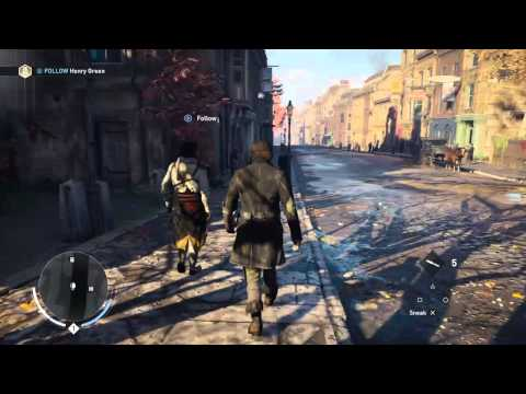 Assassins creed syndicate broadcast