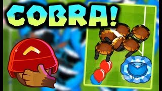 Using COBRA in SPEED MEGA BOOSTS!