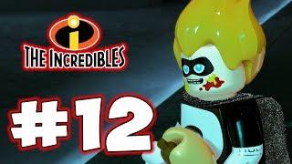 LEGO INCREDIBLES - Part 12 - Syndrome! (HD Gameplay Walkthrough)
