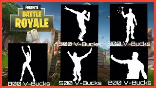 NOUVEAU EMOTE ' SPARKLER' 200 V-BUCKS - FORTNITE BATTLE ROYAL
